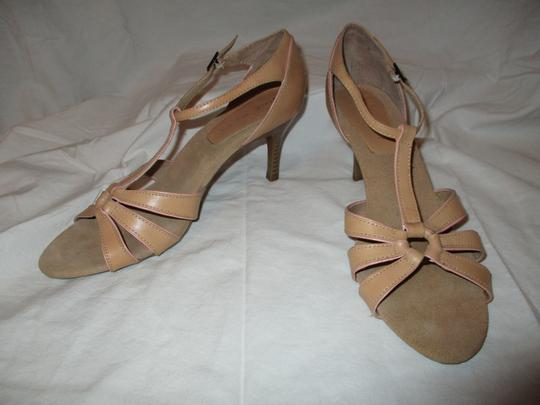 Nine West T-strap Sandal Pbo tan Pumps Image 8