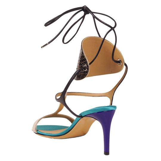 Salvatore Ferragamo Multi-Color Sandals Image 2