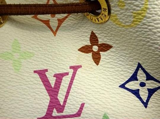 Louis Vuitton Noe Murakami Shoulder Bag Image 11