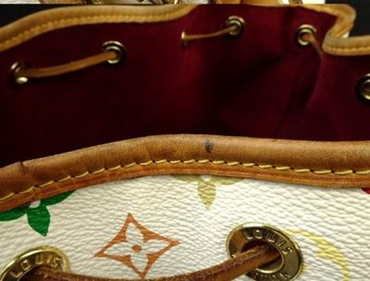Louis Vuitton Noe Murakami Shoulder Bag Image 5