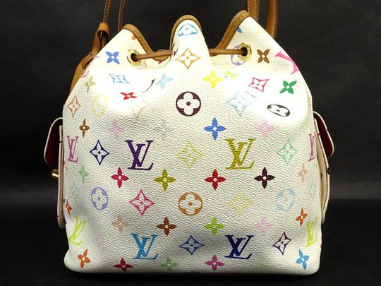 Louis Vuitton Noe Murakami Shoulder Bag Image 7