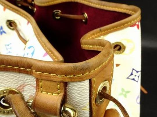 Louis Vuitton Noe Murakami Shoulder Bag Image 8