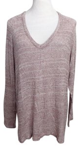 Brandy Melville Bobbie Heathered Knit Sweater
