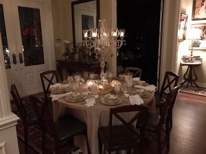 Crystal Candelabras And Centerpieces
