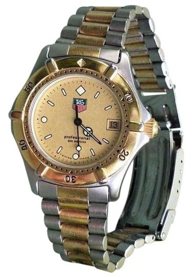 Preload https://img-static.tradesy.com/item/21641064/tag-heuer-gold-tone-and-stainless-steel-sale-professional-two-watch-0-2-540-540.jpg