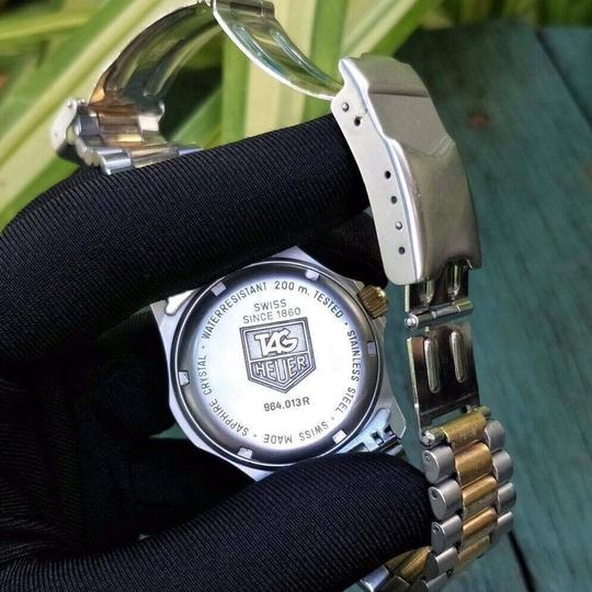 TAG Heuer sale!!Tag Heuer Professional Two Tone Watch. Image 1