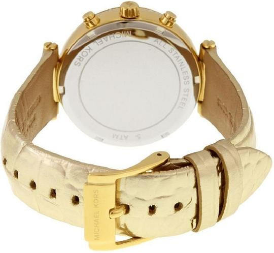 Michael Kors Michael Kors 2 In 1 Collection Sawyer Goldtone Stainless Steel Watch Image 5