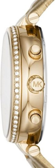 Michael Kors Michael Kors 2 In 1 Collection Sawyer Goldtone Stainless Steel Watch Image 6