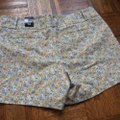 The Limited Dress Shorts yellow multicolor Image 1