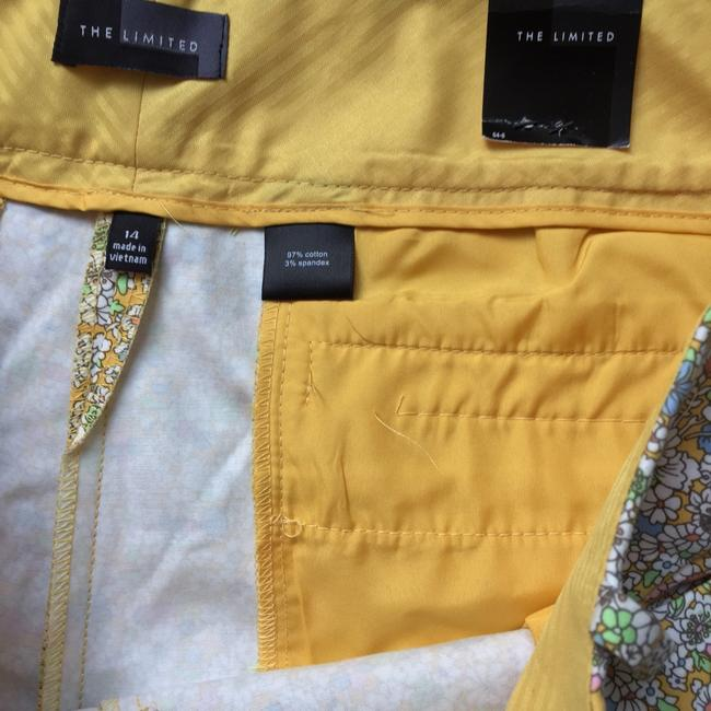 The Limited Dress Shorts yellow multicolor Image 6