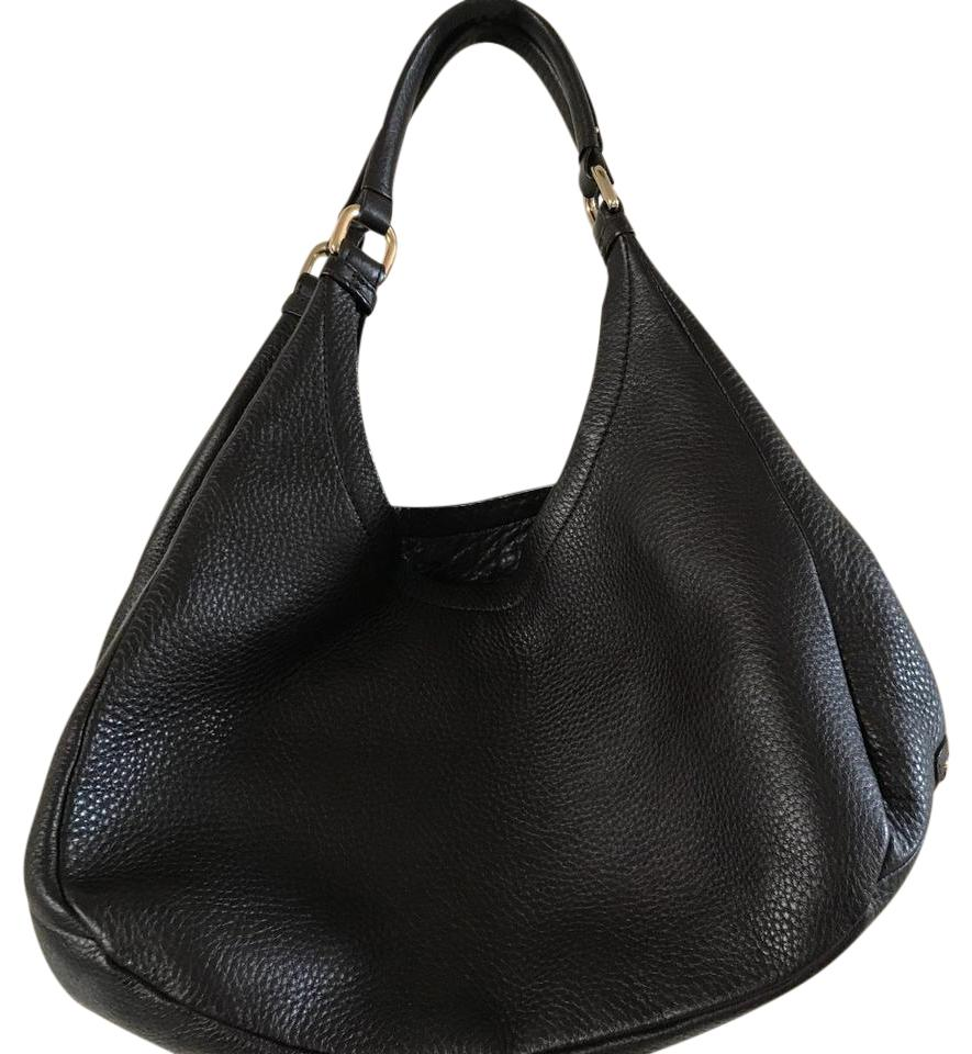 Cole Haan Village H06 Brown Leather Hobo