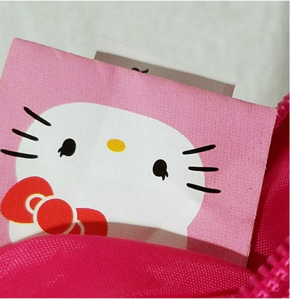 Hello Kitty Pink Travel Pouch Cosmetic Bag - Tradesy 33aad4711f