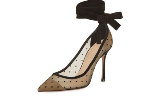Dior 2017 Sold Out J'adior Christian Nude & black Pumps Image 5