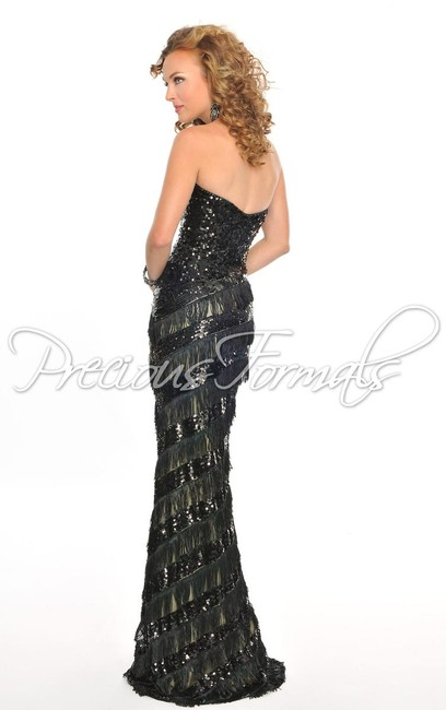 Precious Formals Prom Pageant Homecoming Dress Image 4