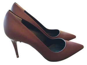 Fendi Burgundy Pumps