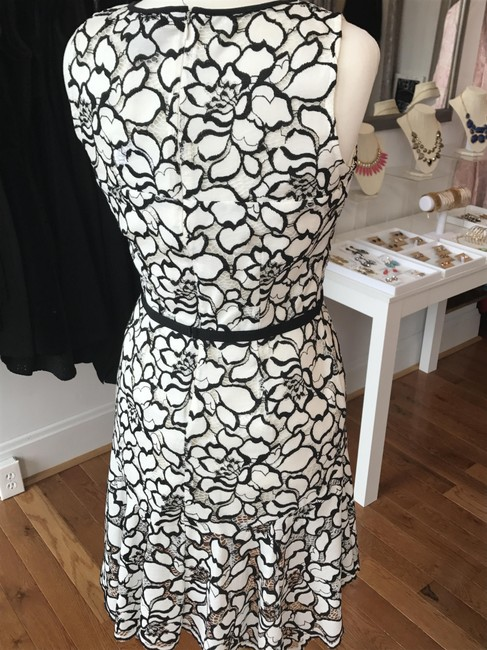 Taylor Lace Belted Dress Image 1