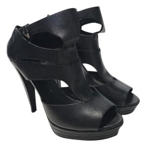7 For All Mankind Black Pumps