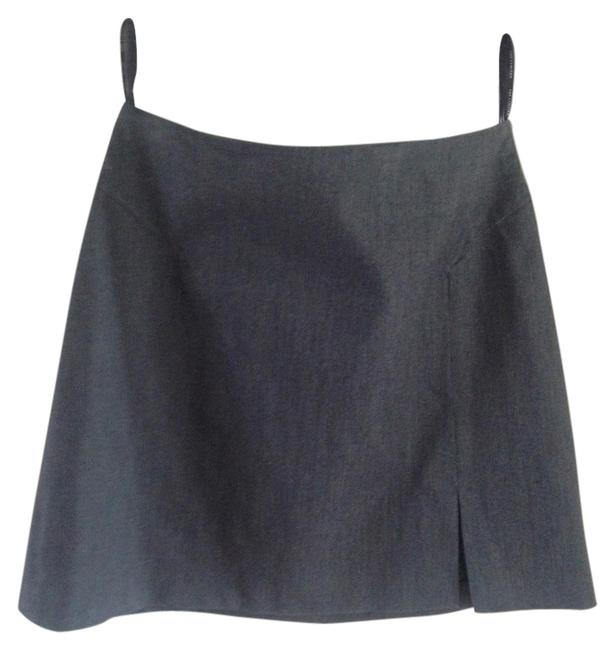 Preload https://item4.tradesy.com/images/the-limited-gray-stretch-miniskirt-size-2-xs-26-2164448-0-0.jpg?width=400&height=650