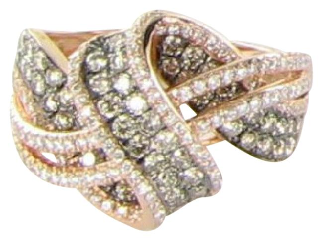 Item - Chocolate Van Diamond Rose Gold 1.22cts 14k Ring