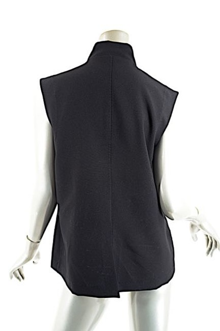 Ray Harris RAY HARRIS London Black Polyester Vest - WONDERFUL - O/S Image 2