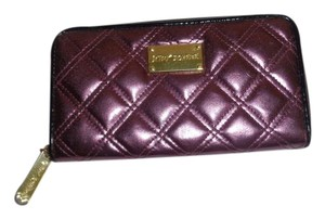 Betsey Johnson Purple Clutch