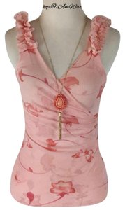 Sweet Pea by Stacy Frati Top Pink