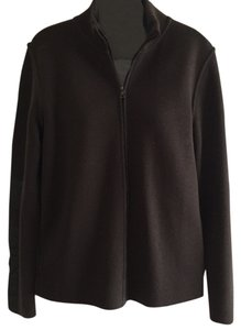 Prada Zippered Wool Sweater