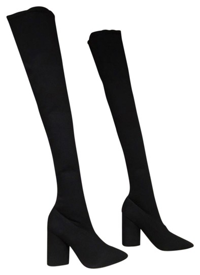 Preload https://img-static.tradesy.com/item/21645596/yeezy-black-season-4-bat-stretch-canvas-over-knee-thigh-high-41-bootsbooties-size-us-11-regular-m-b-0-1-540-540.jpg