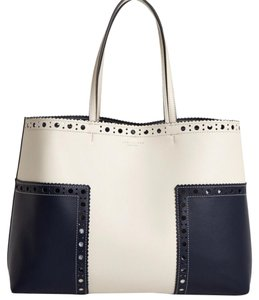 Tory Burch Tote in Royal Navy