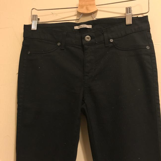 Rich & Skinny Skinny Jeans-Coated Image 2