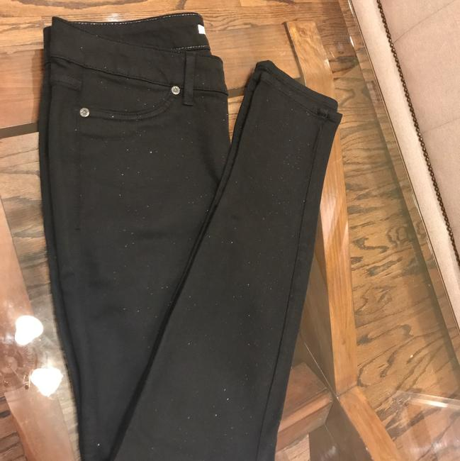 Rich & Skinny Skinny Jeans-Coated Image 7