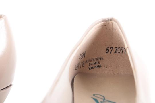 Auditions Leather Basic Classic Tan / Nude Kitten Heel Pumps Image 3
