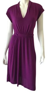 UK Style by French Connection short dress Electric Purple on Tradesy