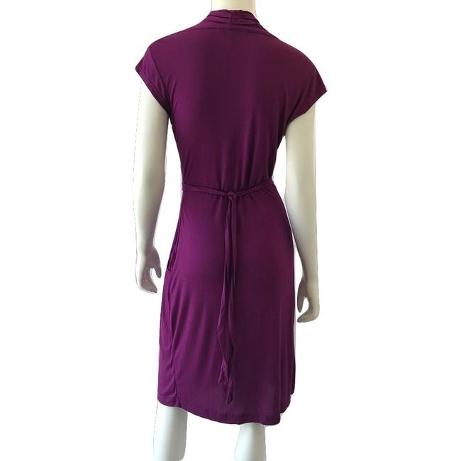 UK Style by French Connection short dress Electric Purple on Tradesy Image 2