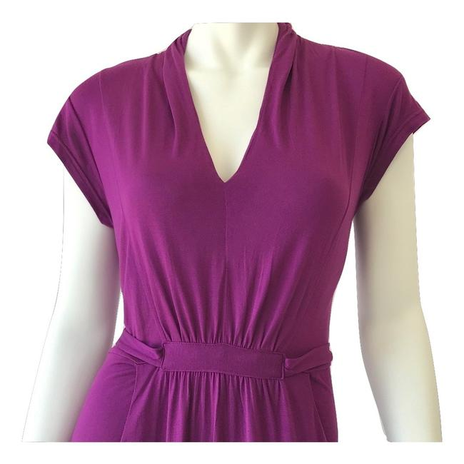 UK Style by French Connection short dress Electric Purple on Tradesy Image 3