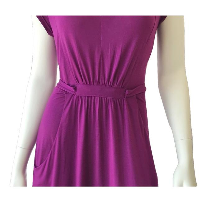 UK Style by French Connection short dress Electric Purple on Tradesy Image 4