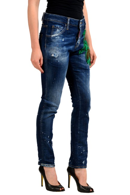 Dsquared2 Skinny Jeans Image 3