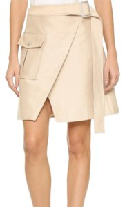 C/meo Collective Skirt bone champagne