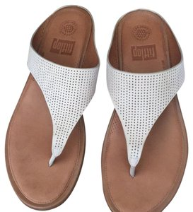 FitFlop nude Sandals