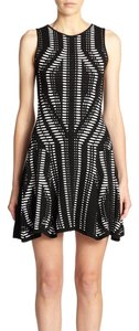 RVN Sleeveless Cut-out Dress