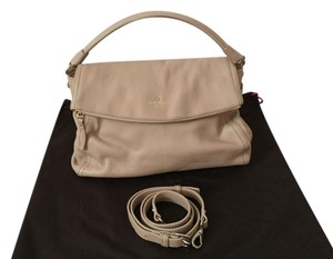 Kate Spade Cobble Hill Little Minka Minka Tan Leather Pebbled Leather Cross Body Gold Tone Hardware Shoulder Bag