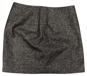 Express Mini Skirt Black Shimmer