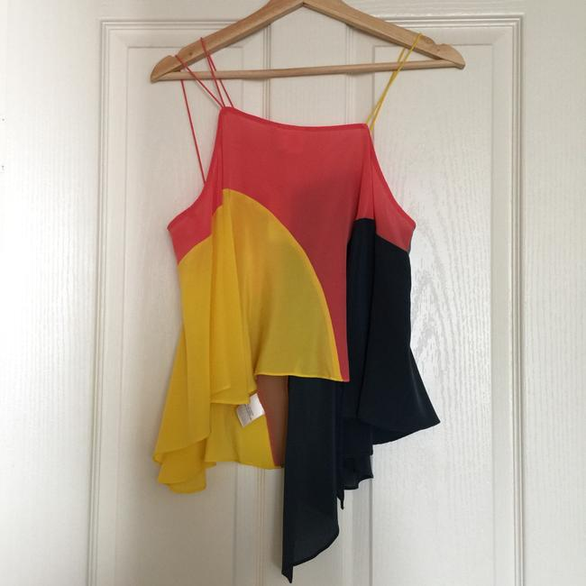 Anthropologie Top Multicolor