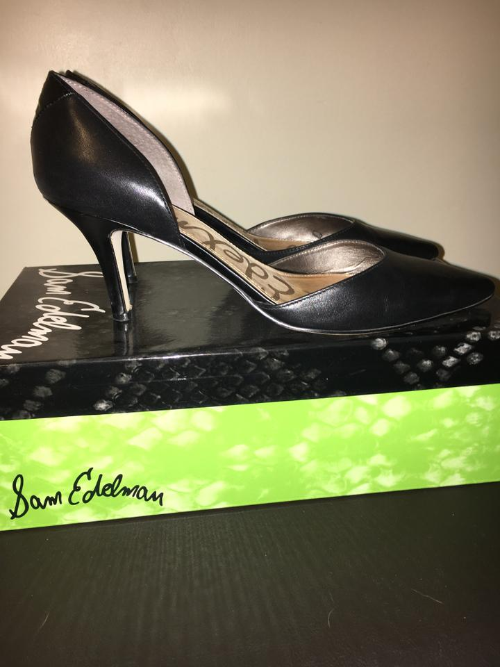 09ed4ce25 Sam Edelman Black Opal Lea   8379 Pumps. Size  US 7.5 Regular (M ...