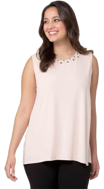 Preload https://img-static.tradesy.com/item/21651325/calvin-klein-jeweled-neck-0x-tank-topcami-size-18-xl-plus-0x-0-1-650-650.jpg