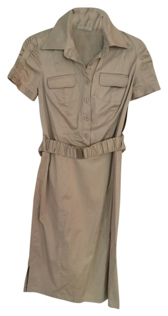 Preload https://item1.tradesy.com/images/calvin-klein-khaki-above-knee-workoffice-dress-size-4-s-2165175-0-0.jpg?width=400&height=650