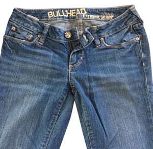 Bullhead Denim Co. Skinny Jeans-Medium Wash