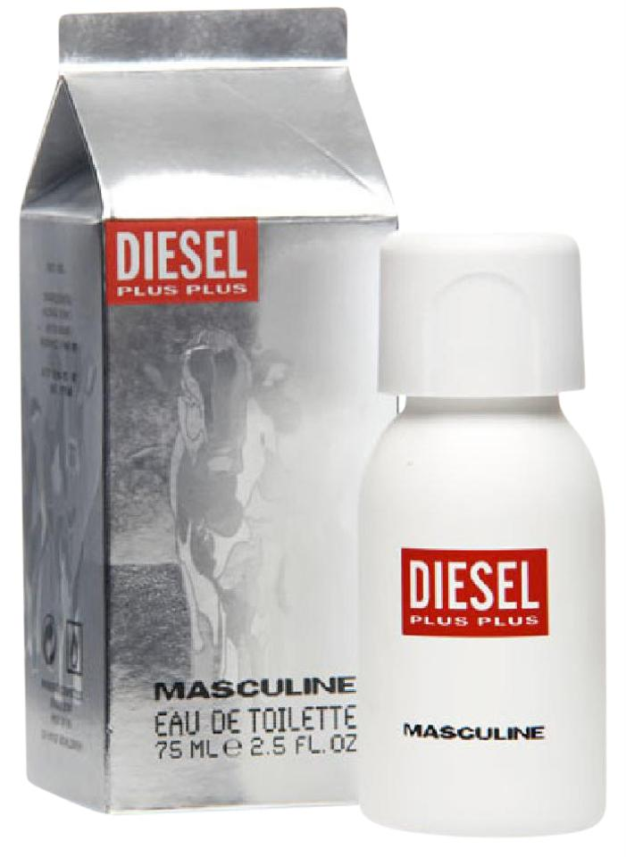 bfddfaf54 Diesel Plus Plus Masculine By Diesel-made In Germany Fragrance - Tradesy