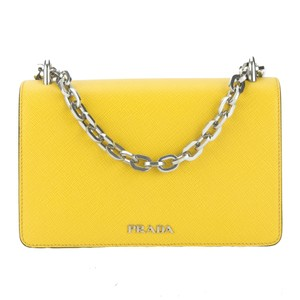 b41ca475b29f Yellow Leather Prada Bags - 70% - 90% off at Tradesy (Page 2)