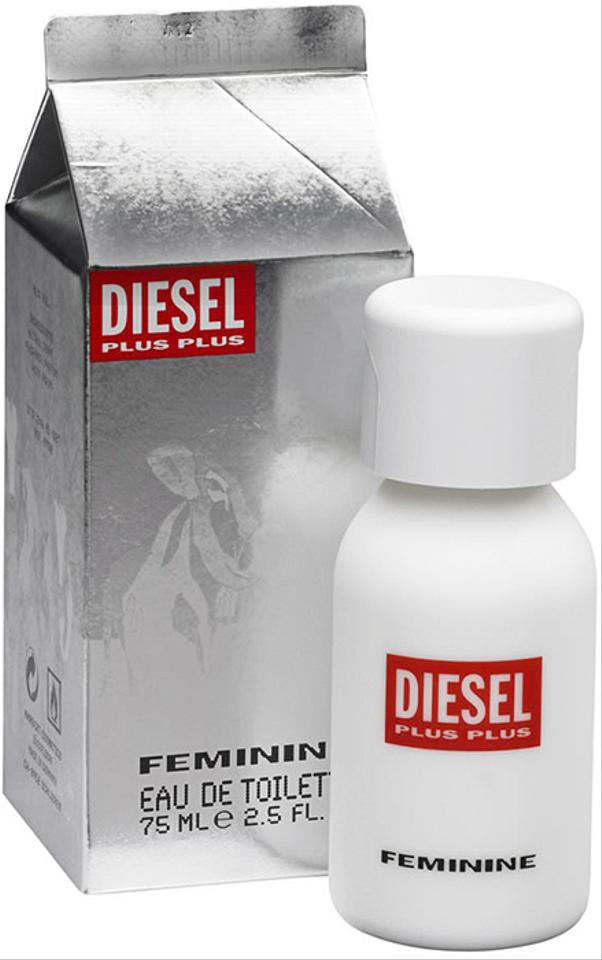diesel plus plus feminine by diesel made in germany fragrance tradesy. Black Bedroom Furniture Sets. Home Design Ideas